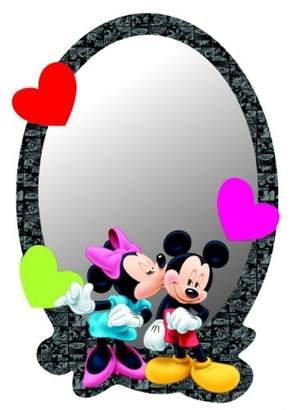 Disney Minnie & Mickey Mouse Sagomato Mirror