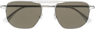 Mykita x Maison Margiela aviator sunglasses