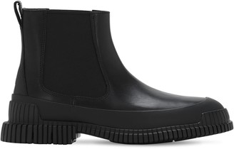 Camper Full Leather Chelsea Boots