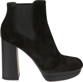 Hogan Chelsea Ankle Boots