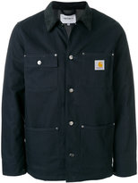 Carhartt buttoned utility jacket