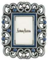 Jay Strongwater Embellished Miniature Picture Frame