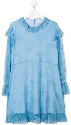 Philosophy di Lorenzo Serafini Kids lace dress