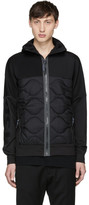 Diesel Black X Collection Dolpeck Zip Hoodie