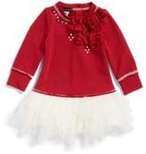 Kate Mack Infant Girl's Knit Bodice Tutu Dress