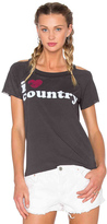 Chaser I Heart Country Tee