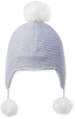 Elegant Baby Boys' Pom-Pom Hat - Baby