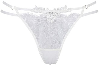 Bluebella Lumi Lace Thong
