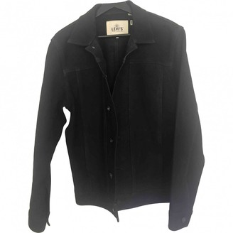 Levi's Made & Crafted Black Leather Jacket for Women