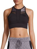 Beyond Yoga Shimmer Reflections Sports Bra
