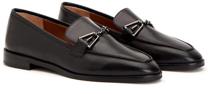 Aquatalia Teodora Waterproof Leather Loafer