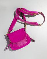 Tom Ford Jennifer Suede Mini Crossbody Bag