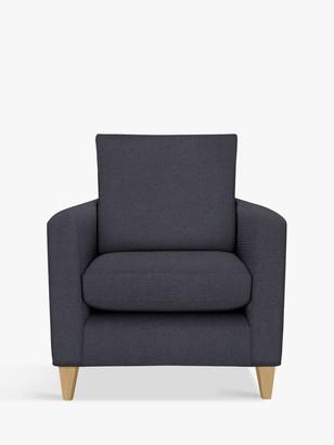 John Lewis & Partners Bailey Armchair, Light Leg