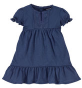 Ralph Lauren Baby Girls 12-24 Months Drop-Waist Dress