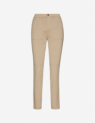 Ted Baker Combat stretch-cotton trousers