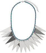 Topshop Triangle Thread Collar