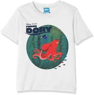 Disney Girl's Finding Dory Short Sleeve T-Shirt