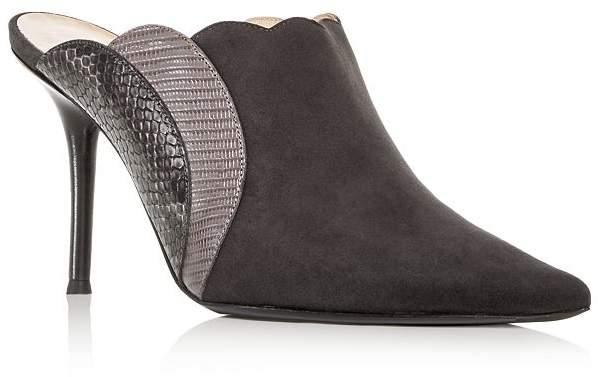 0e0d946f Women's Lauren Pointed-Toe High-Heel Mules