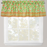 B. Smith Park Park Boutique Flowers Rod-Pocket Valance