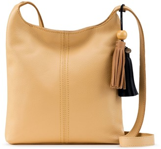 The Sak Leather Huntley Crossbody Bag