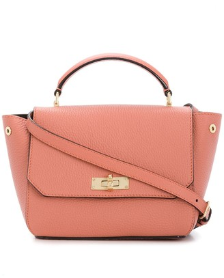 Bally Trapeze Tote Bag