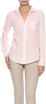 Frank And Eileen Stripe Cotton Button Down