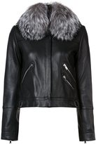 Derek Lam 10 Crosby multi zip jacket