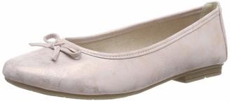 Jana Softline Women's 8-8-22163-22 Ballet Flats