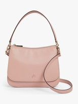 Kate Spade Polly Medium Leather Flap Shoulder Bag