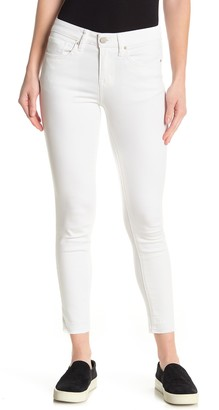 William Rast Mid Rise Perfect Ankle Crop Skinny Jeans