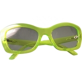 Prada Green Plastic Sunglasses