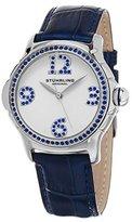 Stuhrling Original Women's 592.01 Vogue Analog Display Quartz Blue Watch