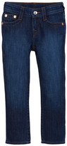 True Religion Geno Relaxed Slim Classic Jeans (Toddler & Little Boys)
