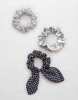 aerie Bow Tie Scrunchie