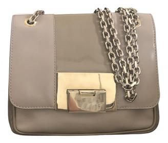 Diego Dolcini Beige Leather Handbags