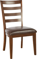 Rooms To Go Flair Ladder Back Side Chair