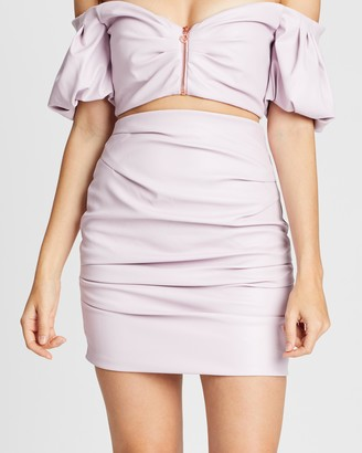 Nookie Zoe Mini Skirt