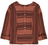 Polder Sale - Paros Striped Blouse