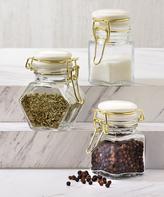 Global Amici Grace Hermetic Preserving Spice Jar - Set of Three