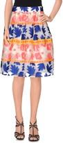 P.A.R.O.S.H. Knee length skirts - Item 35307618