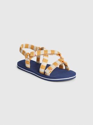 Gap Strap Sandals