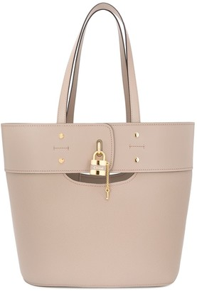 Chloé large Aby tote