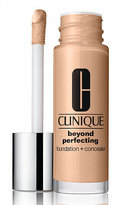 Clinique Beyond Perfecting Foundation + Concealer, 1.0 oz.