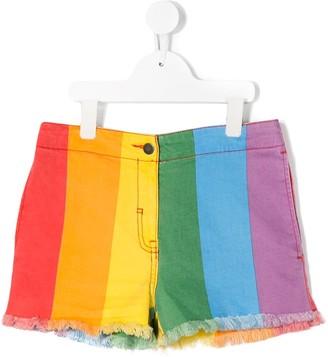 Stella McCartney Striped Shorts