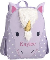 Pottery Barn Kids Small Backpack, Mackenzie Classic Critter Unicorn