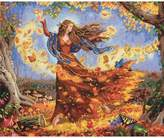 Dimensions Counted Cross Stitch Kit - Fall Fairy