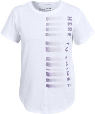 Under Armour Girls SPWW Graphic Tee