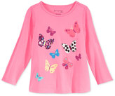 First Impressions Graphic-Print T-Shirt, Baby Girls', Only at Macy's