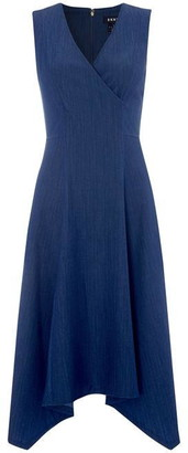 DKNY Occasion Occasion Sweetheart Neckline Dress
