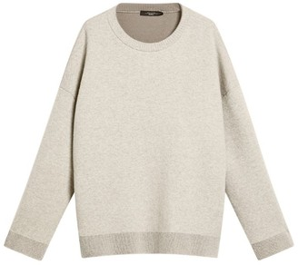 Max Mara Reversible Wool Sweater
